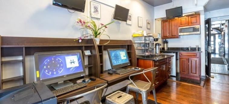 Hotel 309: Internet Point NEW YORK (NY)