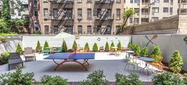 Hotel 309: Patio NEW YORK (NY)