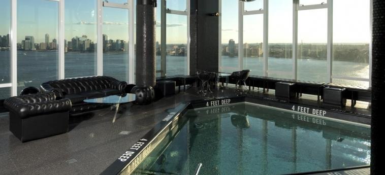 Hotel The Standard, High Line Nyc: Hall NEW YORK (NY)