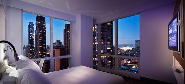 Hotel Yotel New York: Camera Matrimoniale/Doppia NEW YORK (NY)