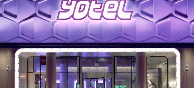 Hotel Yotel New York: Esterno NEW YORK (NY)