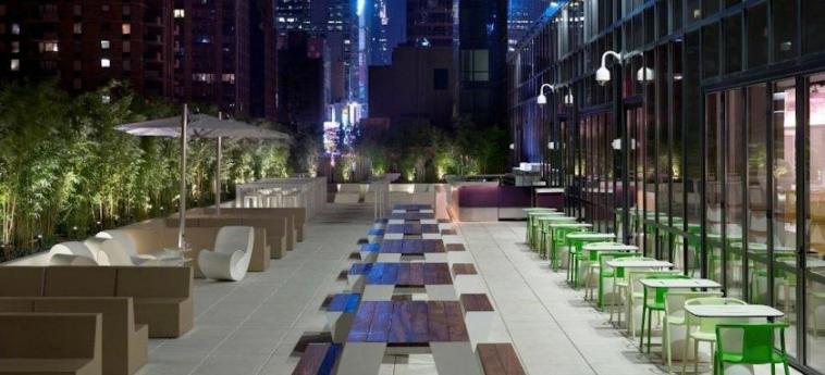Hotel Yotel New York: Terrazza NEW YORK (NY)