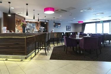 Quality Hotel Boldon: Bar del hotel NEWCASTLE UPON TYNE
