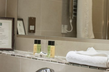 Quality Hotel Boldon: Cuarto de Baño NEWCASTLE UPON TYNE