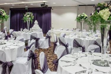 Quality Hotel Boldon: Salón para Banquetes NEWCASTLE UPON TYNE