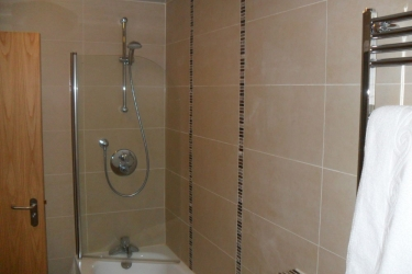 Quality Hotel Boldon: Bagno NEWCASTLE UPON TYNE