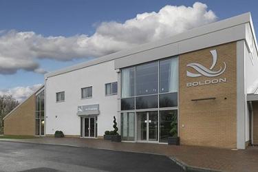 Quality Hotel Boldon: Facciata dell'hotel NEWCASTLE UPON TYNE