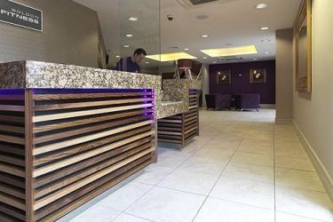 Quality Hotel Boldon: Reception NEWCASTLE UPON TYNE