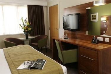 Quality Hotel Boldon: Gastzimmer Blick NEWCASTLE UPON TYNE