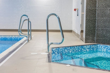 Quality Hotel Boldon: Innenschwimmbad NEWCASTLE UPON TYNE
