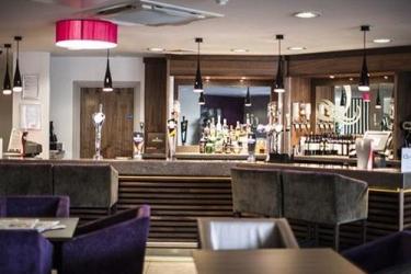 Quality Hotel Boldon: Hotel bar NEWCASTLE UPON TYNE