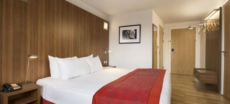 Hotel Ramada Encore Newcastle Gatesh: Chanbre NEWCASTLE UPON TYNE