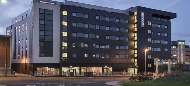 Hotel Ramada Encore Newcastle Gatesh: Extérieur NEWCASTLE UPON TYNE