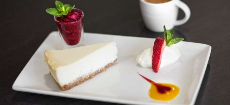 Hotel Ramada Encore Newcastle Gatesh: Restaurant NEWCASTLE UPON TYNE
