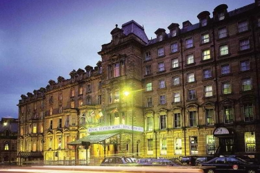 Hotel Royal Station: Exterieur NEWCASTLE UPON TYNE