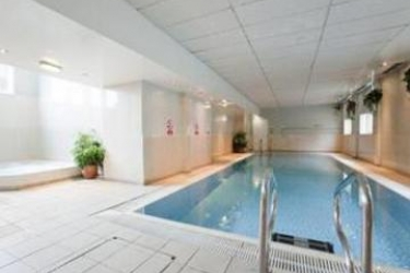 Hotel Royal Station: Innenschwimmbad NEWCASTLE UPON TYNE