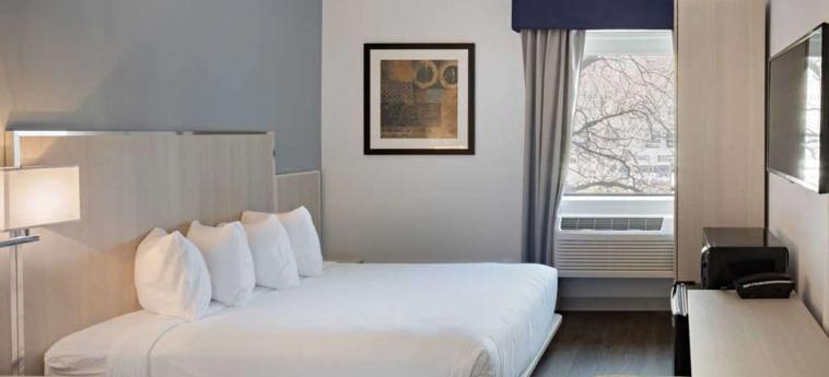 Tune Hotel Newcastle: Habitaciòn NEWCASTLE UPON TYNE