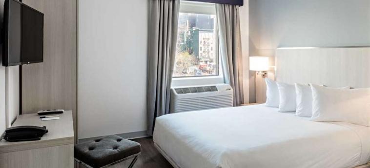 Tune Hotel Newcastle: Camera degli ospiti NEWCASTLE UPON TYNE