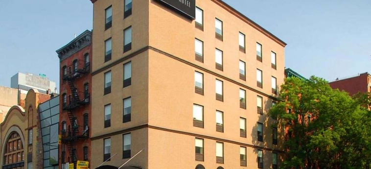 Tune Hotel Newcastle: Exterior NEWCASTLE UPON TYNE