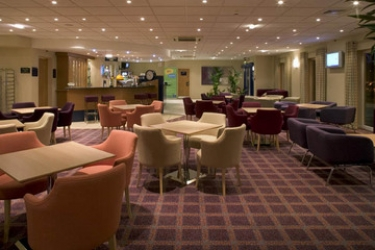 Hotel Holiday Inn Express Metro Centre: Bar NEWCASTLE UPON TYNE