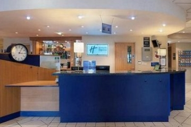 Hotel Holiday Inn Express Metro Centre: Lobby NEWCASTLE UPON TYNE