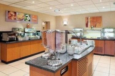 Hotel Holiday Inn Express Metro Centre: Salle de Petit Déjeuner NEWCASTLE UPON TYNE