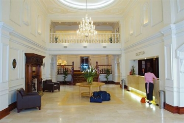Hotel Slieve Donard Resort & Spa: Area salotto NEWCASTLE