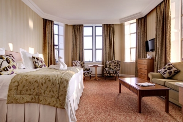 Hotel Slieve Donard Resort & Spa: Camera degli ospiti NEWCASTLE