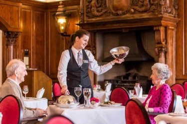 Hotel Slieve Donard Resort & Spa: Cena NEWCASTLE