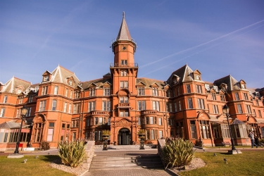 Hotel Slieve Donard Resort & Spa: Entrata NEWCASTLE