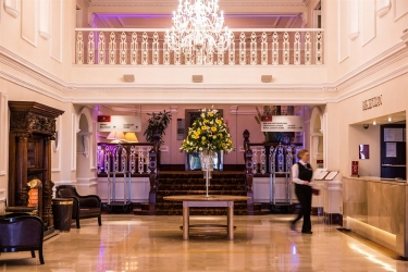Hotel Slieve Donard Resort & Spa: Ingresso interno NEWCASTLE