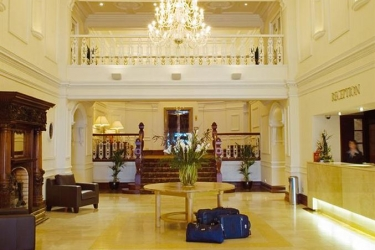 Hotel Slieve Donard Resort & Spa: Lobby NEWCASTLE