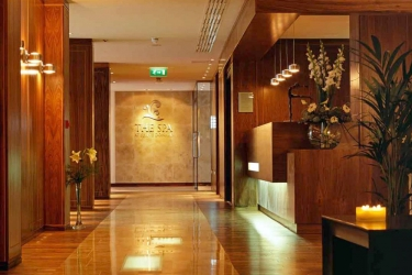 Hotel Slieve Donard Resort & Spa: Reception NEWCASTLE