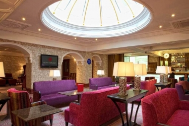 Hotel Slieve Donard Resort & Spa: Sala d'attesa NEWCASTLE