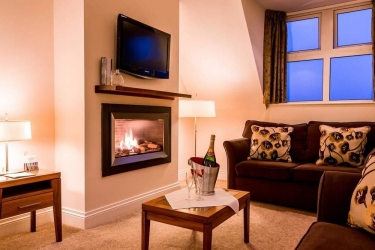 Hotel Slieve Donard Resort & Spa: Zona giorno NEWCASTLE