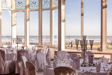 Hotel Slieve Donard Resort & Spa: Zona Pranzo NEWCASTLE