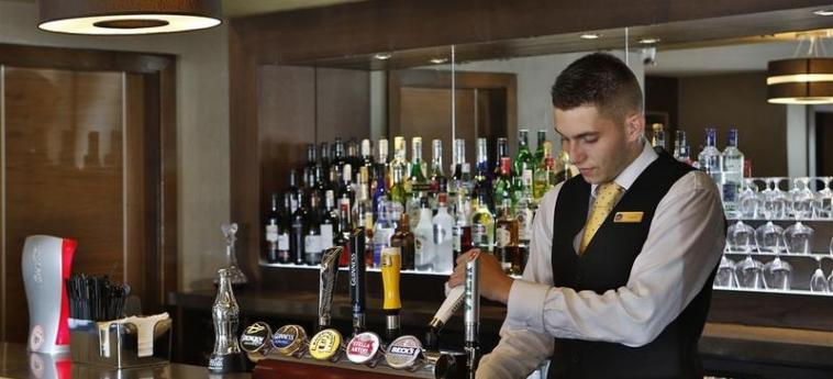 Hotel Best Western Heath Court: Bar NEWMARKET