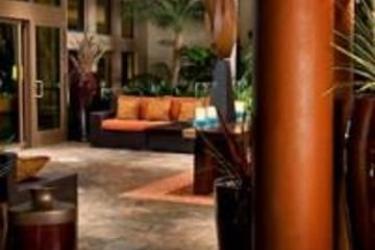 Hotel Marriott Newport Beach Bayview: Hall NEWPORT BEACH (CA)