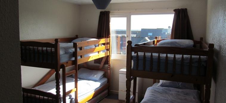 Hotel Breakers Lodge: Camera con letti a castello NEWQUAY