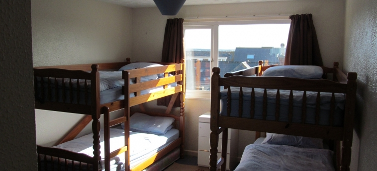 Hotel Breakers Lodge: Bunk-Bed Room NEWQUAY