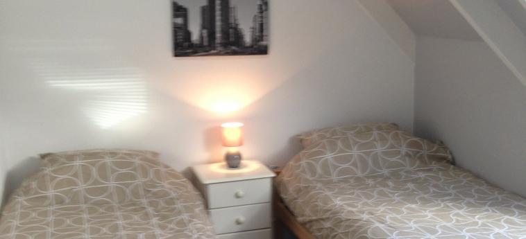 Hotel Breakers Lodge: Twin Room NEWQUAY