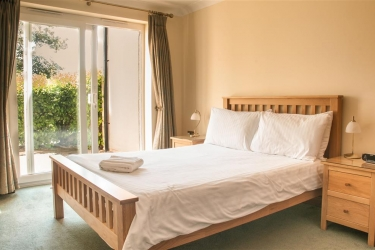 Hotel Best Western Porth Veor Manor: Gastzimmer Blick NEWQUAY