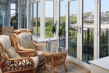 Hotel Best Western Porth Veor Manor: Restaurant NEWQUAY