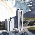 THE OAKES HOTEL OVERLOOKING THE FALLS 3 Etoiles
