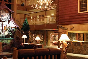 Hotel Great Wolf Lodge: Lobby NIAGARA FALLS - ONTARIO