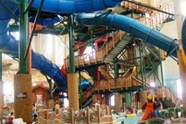 Hotel Great Wolf Lodge: Piscine Couverte NIAGARA FALLS - ONTARIO