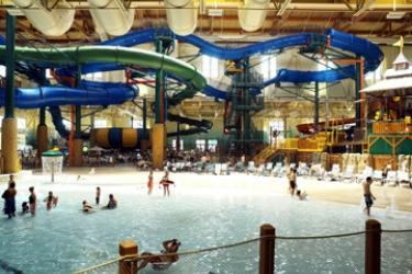 Hotel Great Wolf Lodge: Swimming Pool NIAGARA FALLS - ONTARIO