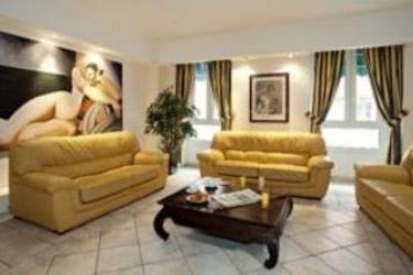 Hotel Univers: Hall NICE