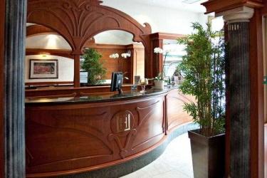 Hotel Univers: Lobby NICE