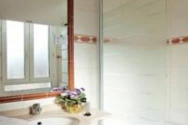 Hotel Univers: Salle de Bains NICE